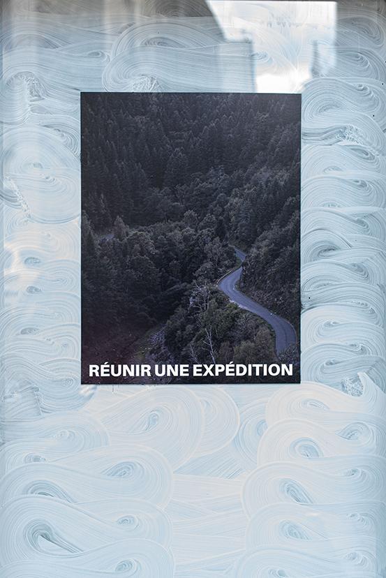 Réunir une expédition_Affiche